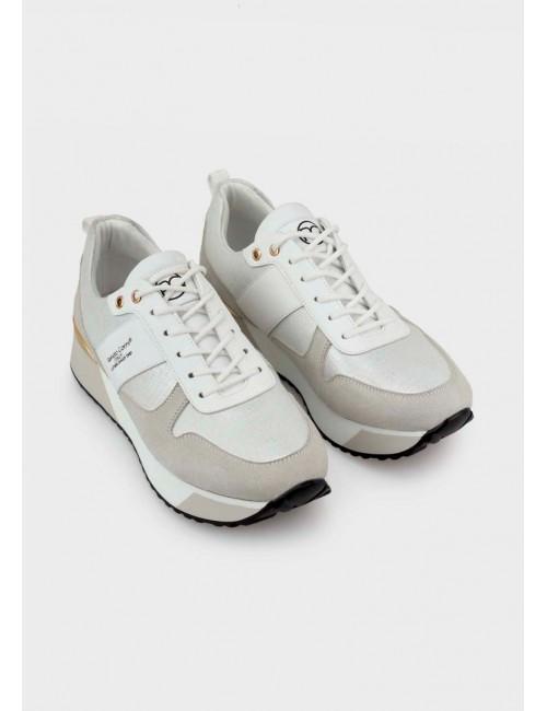 Γυναικεία sneakers RENATO GARINI λευκο M119R922226M